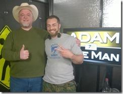Adam Kokesh and Brian Webb